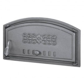 Дверца топочная/печная глухая правая DCH2 - H1002