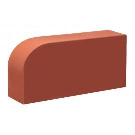 Кирпич КС-Керамик Красный R-60 гладкий
