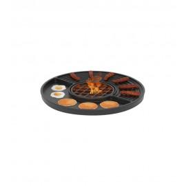 Чугунная плита Gurman O450мм