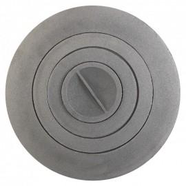 """Плита ПК-3 печная круглая """"Буржуйка"""" Ø352х10мм"""