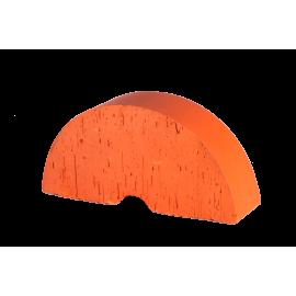 Кирпич полнотелый Janka радиальный 250х121х65 мм
