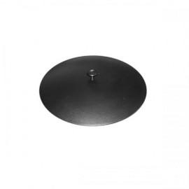 Крышка для сковороды 9л алюминиевая Ø455мм