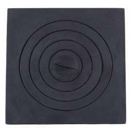 Плита печная под казан гладкая ПК08 520х520мм