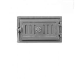 Дверка поддувальная 236 не крашенная 140х275мм