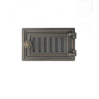 Дверца поддувальная ВДП-2Б, бронза, Везувий, Печное литье купить в Краснодаре