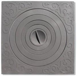 Плита П1-5А печная под казан450х450х12мм